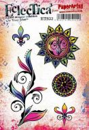Tracy Scott Stamp Set (ETS33) for PaperArtsy