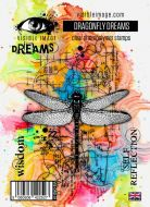 Dragonfly Dream stamp set by Visible Image (VIS-DRD-01)