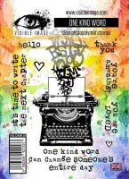 One Kind Word stamp set Visible Image