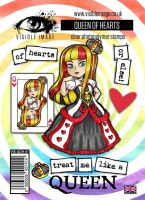 The Queen of Hearts Stamp Set
