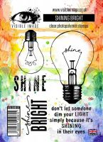 Shining Bright stamp set lightbulb