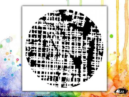 Stop Meshing Around Visible Image Stencil