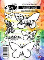 Wings Of Change Stamp Set Visible Image