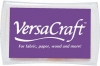 Versacraft Fabric Ink Pad - Peony Purple