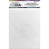 Dina Wakley Media Heavyweight Watercolour Paper Pack (MDJ76629)