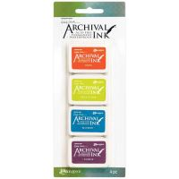 Wendy Vecchi Mini Archival Ink Pads - Kit 6 (AMD64077)