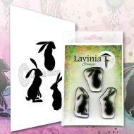 Wild Hares Set Lavinia Stamps (LAV608)
