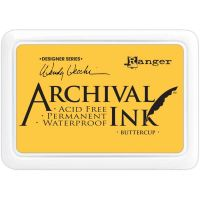 Buttercup Wendy Vecchi Archival Ink Pad