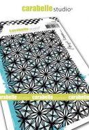 Carabelle Studio - Cling Stamp A6 - Floral Lace by Birgit Koopsen (SA60490)