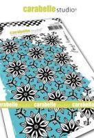 Carabelle Studio - Cling Stamp A6 - Floral Pattern by Birgit Koopsen (SA60489)