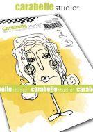 Carabelle Studio - Cling Stamp A7 - Elsie by Kate Crane (SA70162)