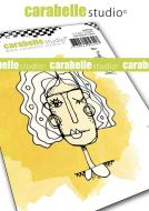Carabelle Studio - Cling Stamp A7 - Lola by Kate Crane (SA70160)