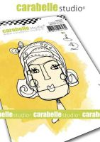 Carabelle Studio - Cling Stamp A7 - Pearl by Kate Crane (SA70159)