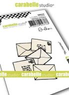 Carabelle Studio - Cling Stamp Small - Du courrier by Alexi (SMI0239)