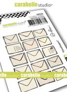 Carabelle Studio - Cling Stamp Small - Enveloppes by Alexi (SMI0240)