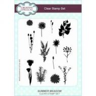 Summer Meadow Clear Stamp Set - CEC780