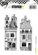 Carabelle Studio - Cling Stamp A6 - Dans ma Maison (SA60283)