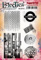 E Courtney franich 02 PaperArtsy A5 stamp set ECF02
