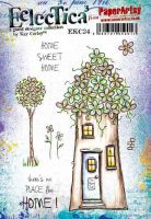 E Kay Carley Paperartsy A5 Cling Rubber Stamp Set (EKC34)
