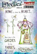 E Kay Carley Paperartsy A5 Cling Rubber Stamp Set (EKC35)