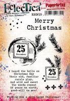 Sara Naumann set 29 PaperArtsy A5 stamp set ESN29