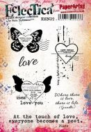 Sara Naumann 32 Eclectica stamp set for PaperArtsy