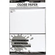 """Ranger Gloss Paper - 8.5"""" x 11"""" - pack of 10 sheets(UK DELIVERY ONLY)"""