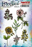 E Gwen Lafleur Paperartsy A5 Cling Rubber Stamp Set (EGL13)