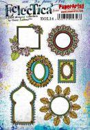 E Gwen Lafleur Paperartsy A5 Cling Rubber Stamp Set (EGL14)