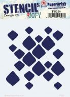 Jo Firth Young JOFY Regular Stencil PS230
