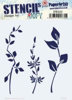 Jo Firth Young JOFY Regular Stencil PS232
