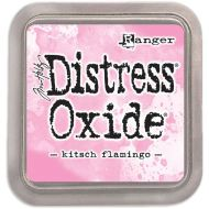 Kitsch Flamingo Distress Oxide Ink Pad (Max 2) (TDO72614)