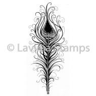 Indian Flourish LAV495 by Lavinia Stamps