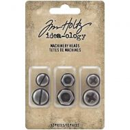 Machinery Head Idea-Ology Metal Adornments (6 pack) TH94038