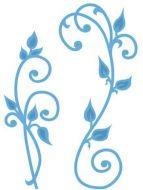 Swirls - Marianne Design Creatables Die - LR271