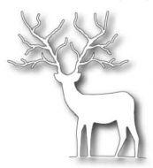 Memory Box Craft Die - Woodland Deer - 98679