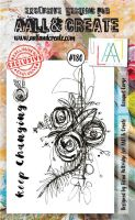 No. 180 Bouquet Large Aall and Create Stamp Set (A6)