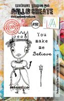 No. 190 Prinnsews Aall and Create Stamp Set (A7)