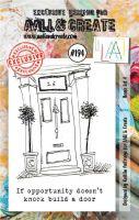 No. 194 House Set 4 Aall and Create Stamp Set (A7)