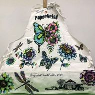 Paperartsy Tracy Scott apron