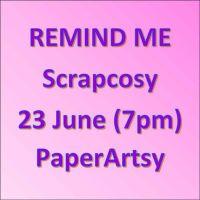 Scrapcosy June 23rd 2021 Notification