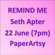 Seth Apter June 22nd 2021 Notification
