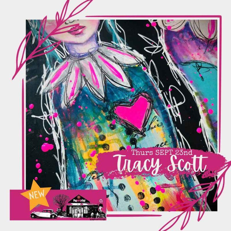 Tracy Scott