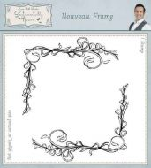 Nouveau - Phill Martin Cling Rubber Stamps (SYR023)