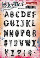 Seth Apter ESA21 PaperArtsy a5 cling rubber stamp set
