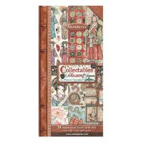 Collectables 10 sheets - 15x30,5 (6 in x12 in) - Sir Vagabond in Japan (SBBV12) by Stamperia