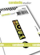 Symbol Stamp Carabelle Studio Symbol Exclamation Cling White Rubber 5cm (SMI0270)