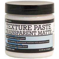 Texture Paste Transparent Matte 4oz (INK44727)