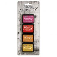 Tim Holtz Distress Archival Mini Ink Kit 1 (AITK64855)