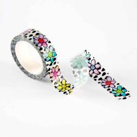 No. 22 Flower Dancing washi tape by Janet Klein and Aall and Create